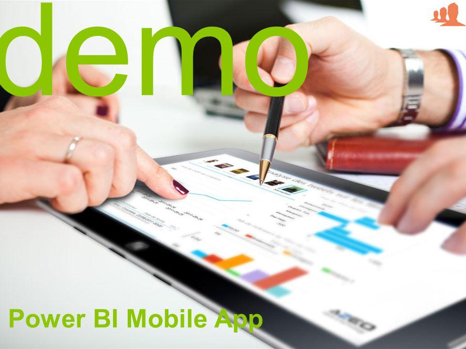 SQLSaturday #251 – Paris 2013 Power BI Mobile App demo