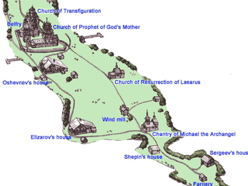 The island is about 7 km long and 0.5 km wide.