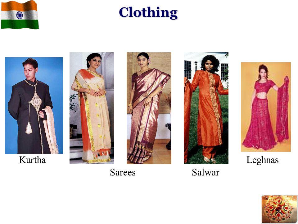 Clothing Clothing Kurtha SareesSalwar Leghnas