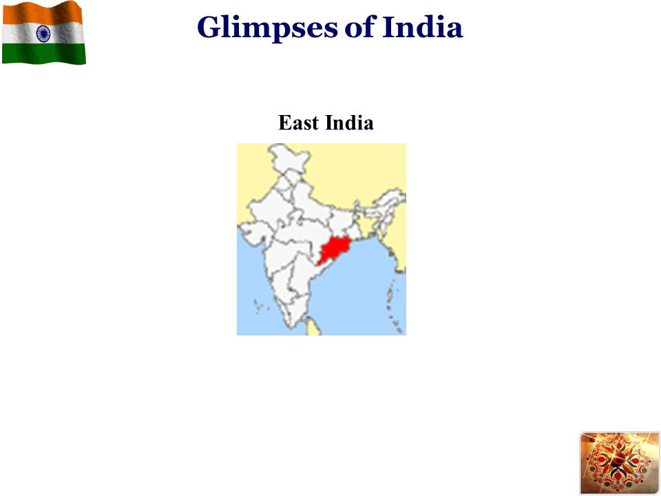 East India Glimpses of India