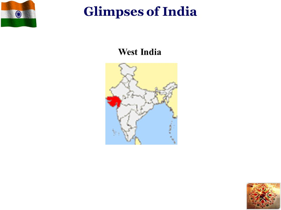 West India Glimpses of India