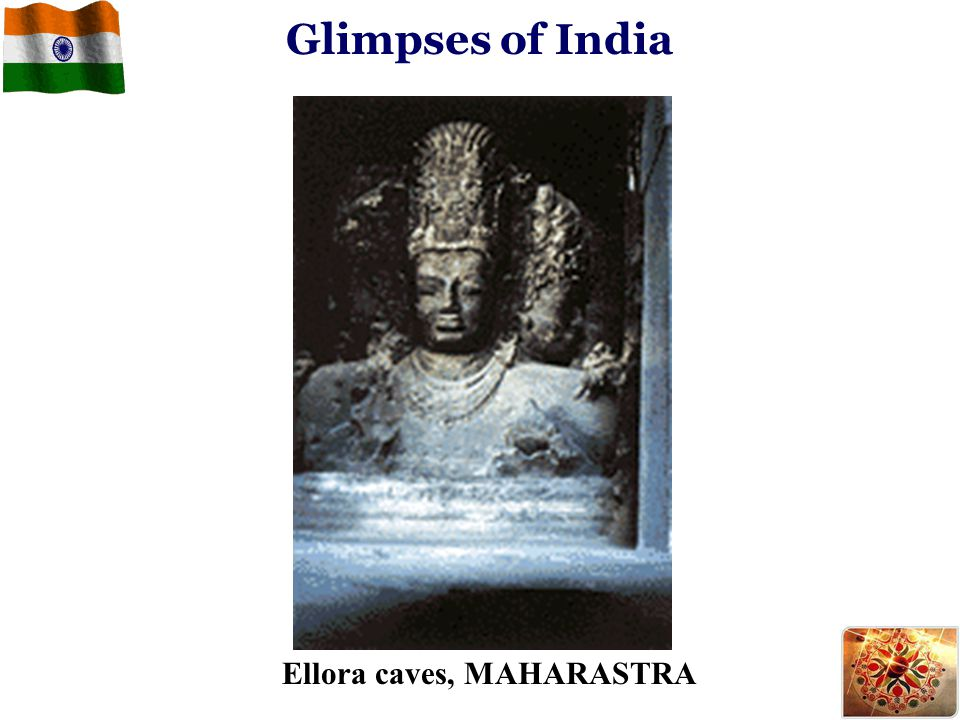 Ellora caves, MAHARASTRA Glimpses of India