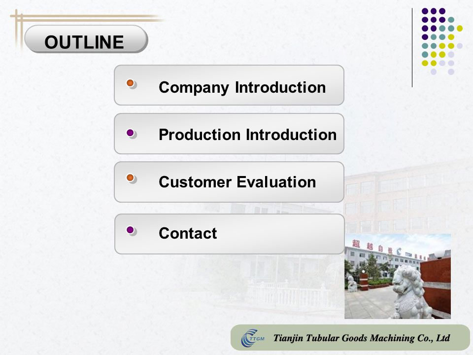 TTGM GROUP Downhole Motor WWW.TTGM.COM.CN