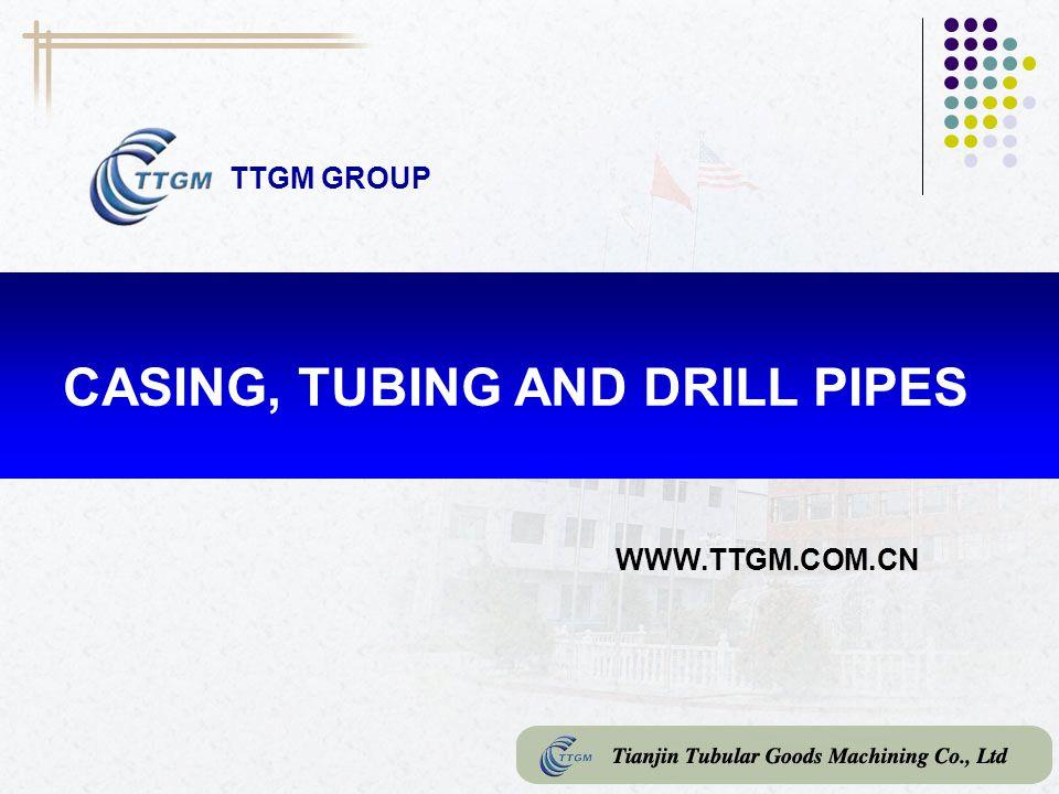 TTGM GROUP Air/Foam Drilling Downhole Motor WWW.TTGM.COM.CN
