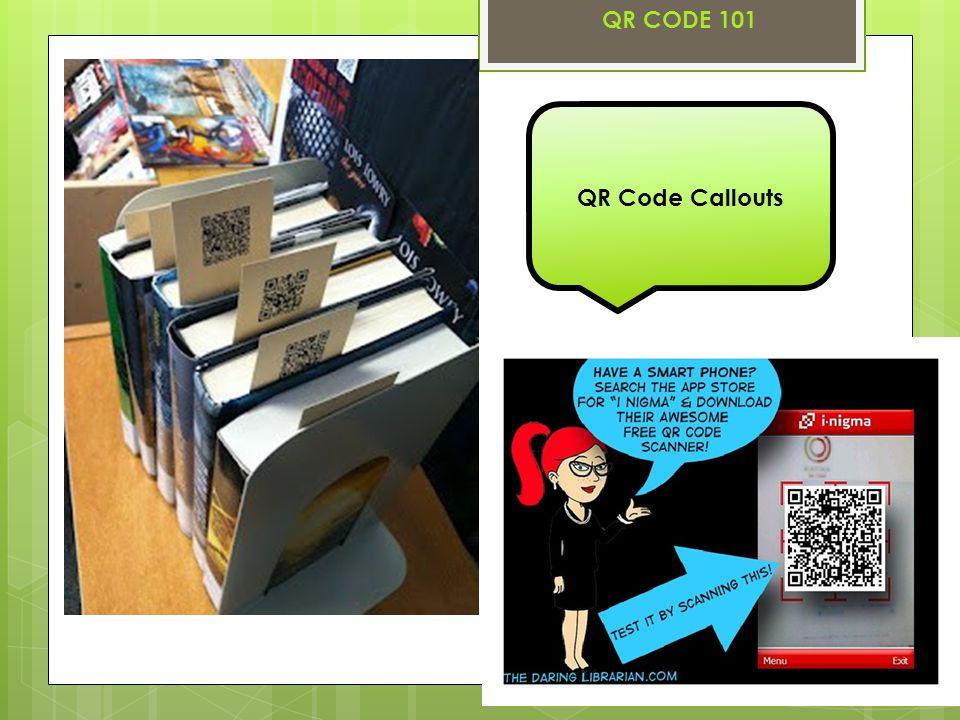 QR Code Callouts