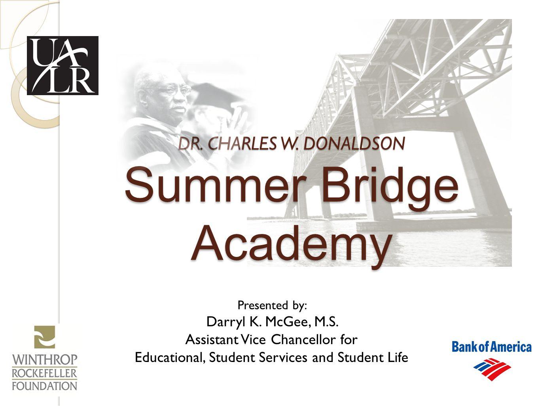 Summer Bridge Academy Class of 2013