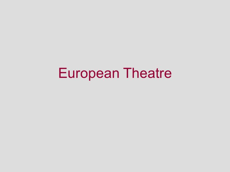 European Theatre