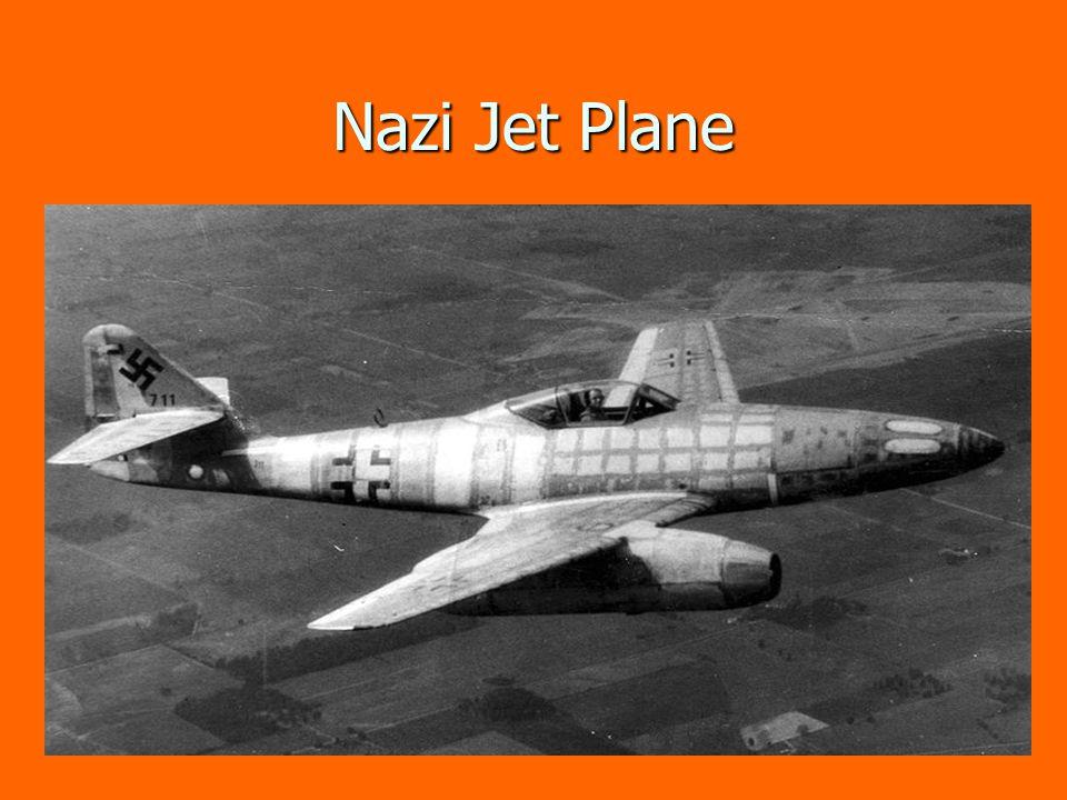 Nazi Jet Plane