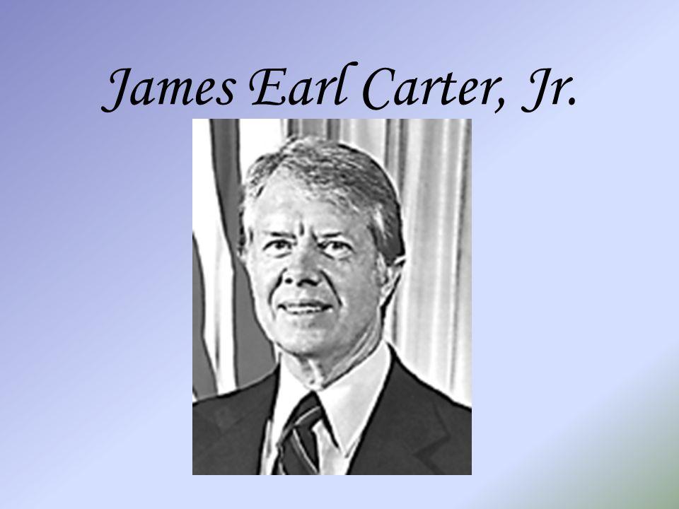 James Earl Carter, Jr.