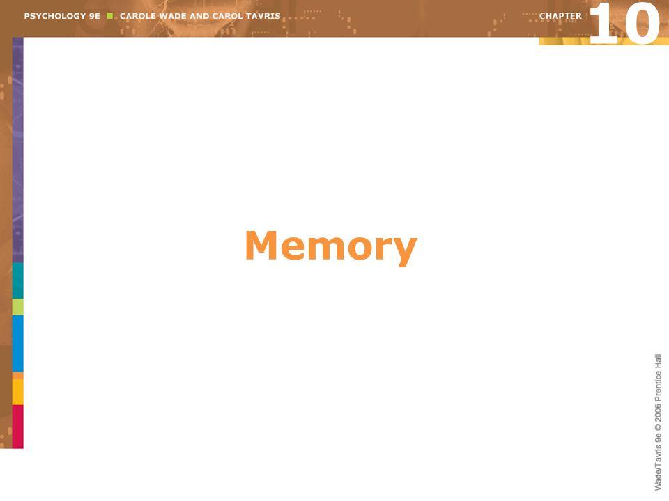 Memory 10