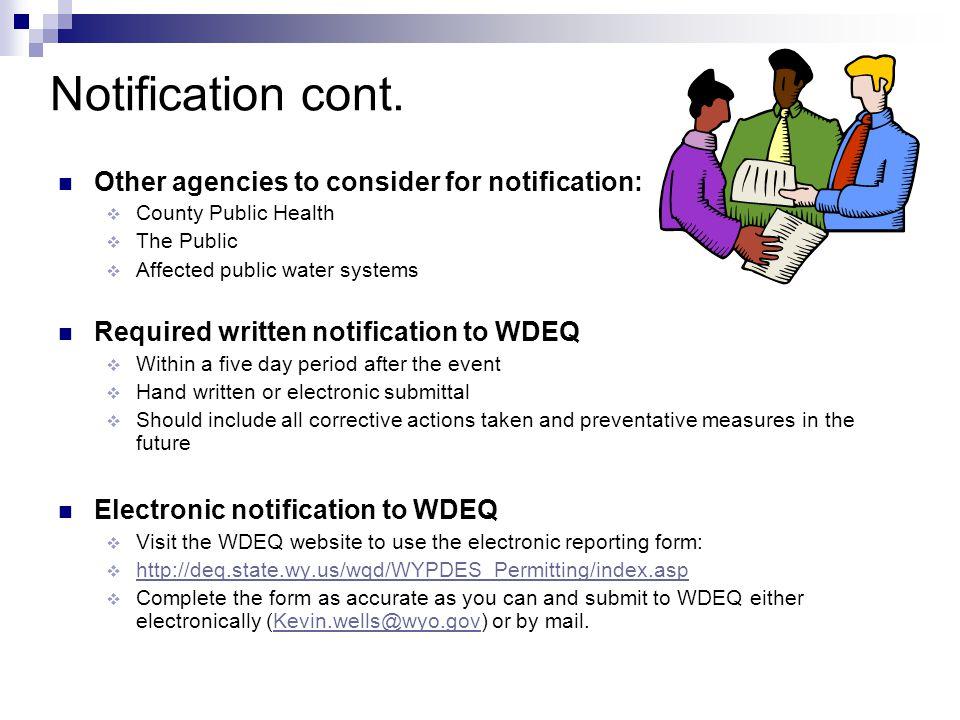 Reporting Form: Link to Form is www.xxxxx.xxx