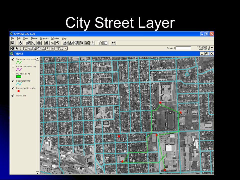 City Street Layer