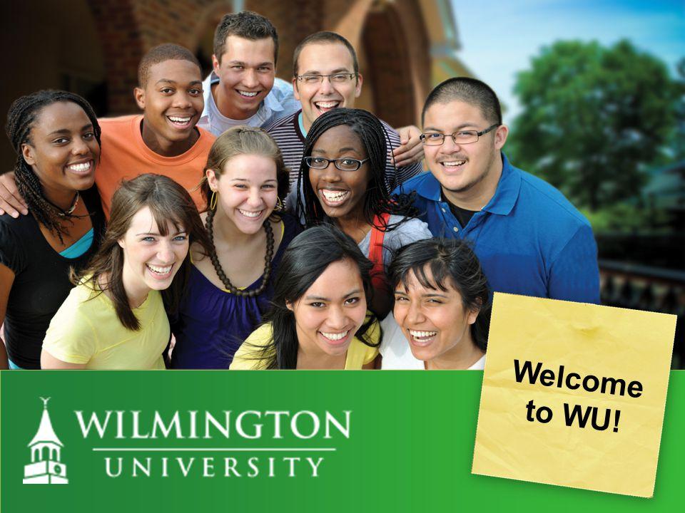 PRESENTATIO N NAME Welcome to WU!