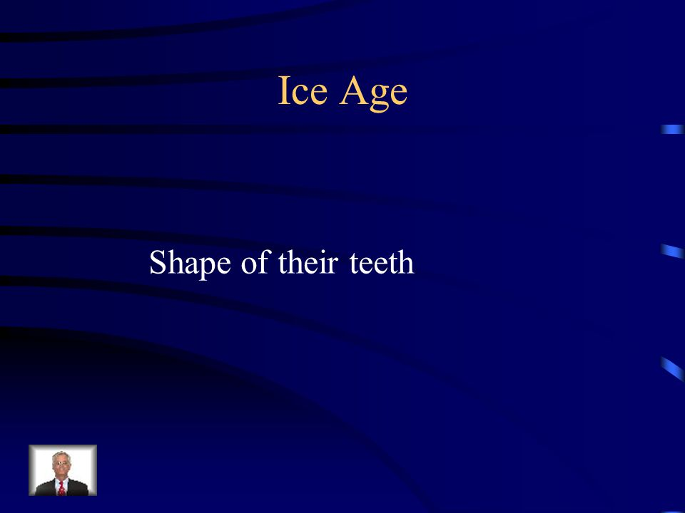 $500 Question from Ice Age How can you tell the difference between a Mastodon and a Mammoth?