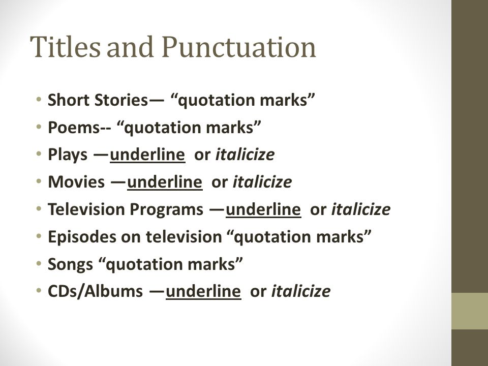 quote as a title on an essay Film essay guidelines and essay title quotations and footnotes quotation marks should be double quotes ().