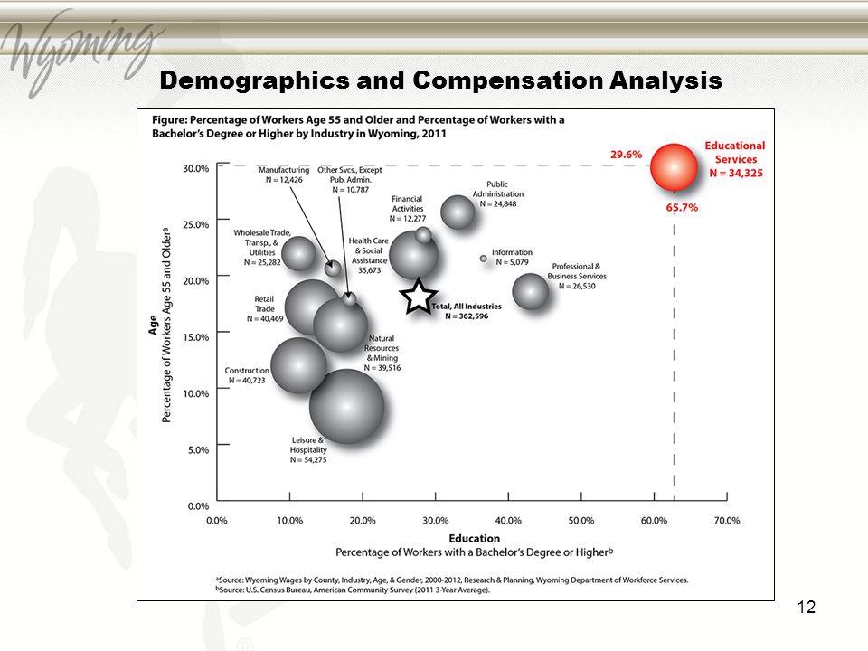 Demographics and Compensation Analysis 12