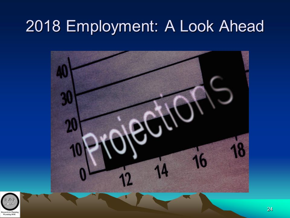 24 2018 Employment: A Look Ahead