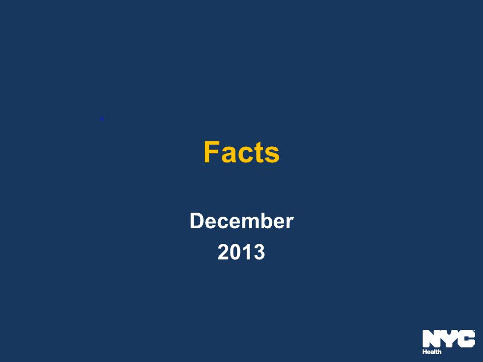 [1 Facts December 2013