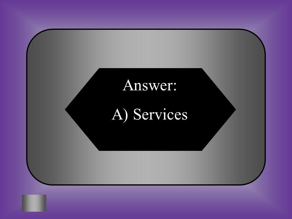 A:B: GovernmentEconomics 3.