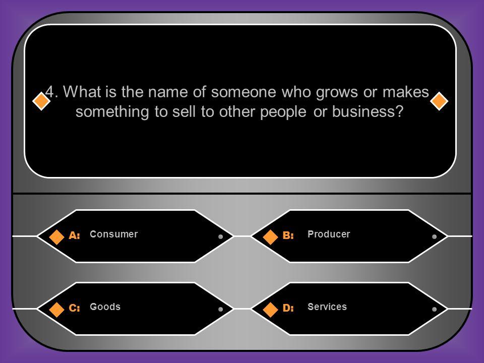 Answer: D) Scarcity
