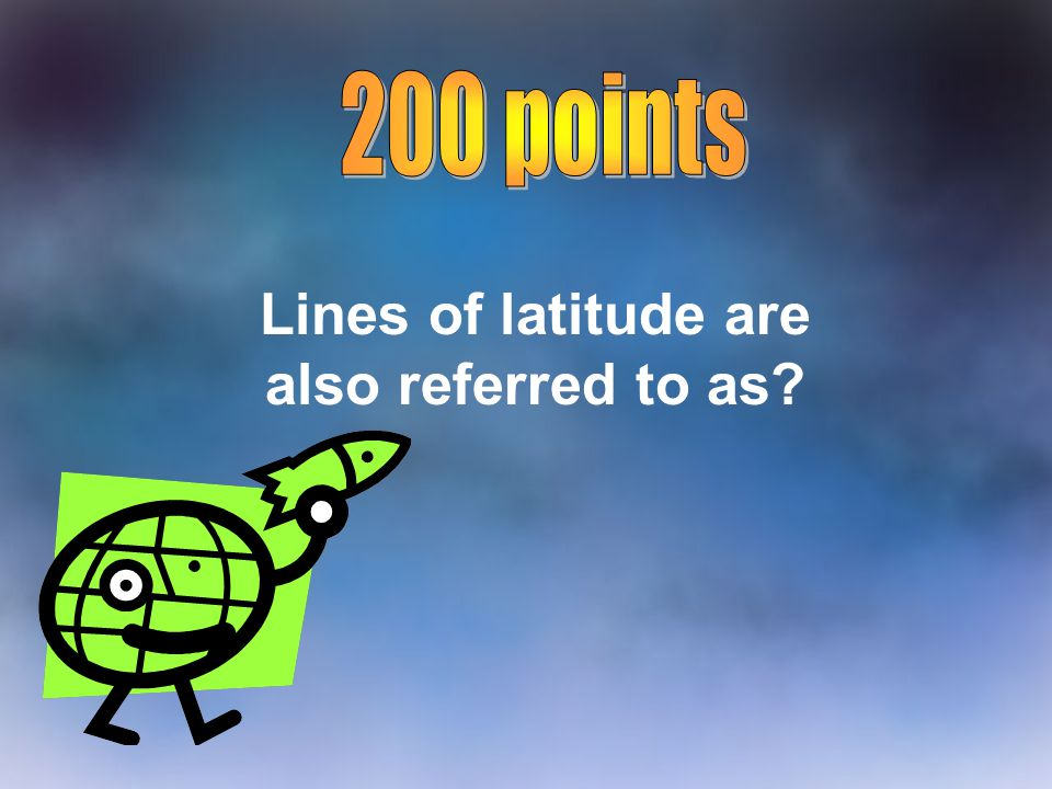 Together, Lines of Latitude and Longitude form what?