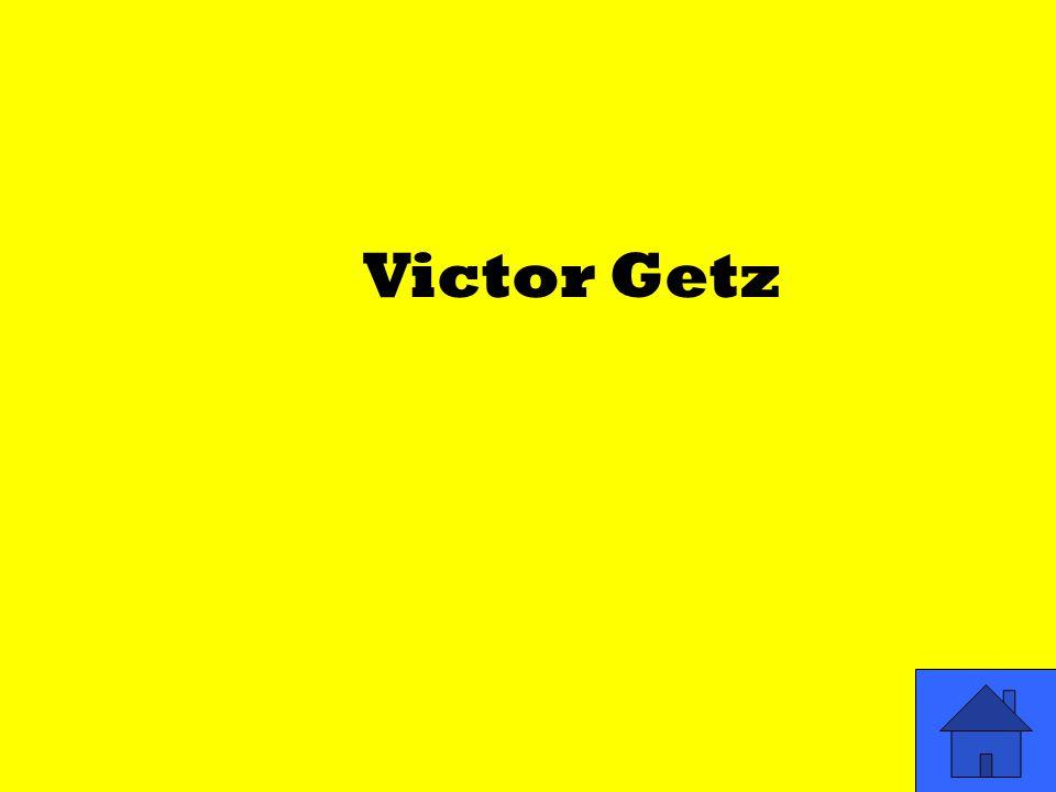 Victor Getz