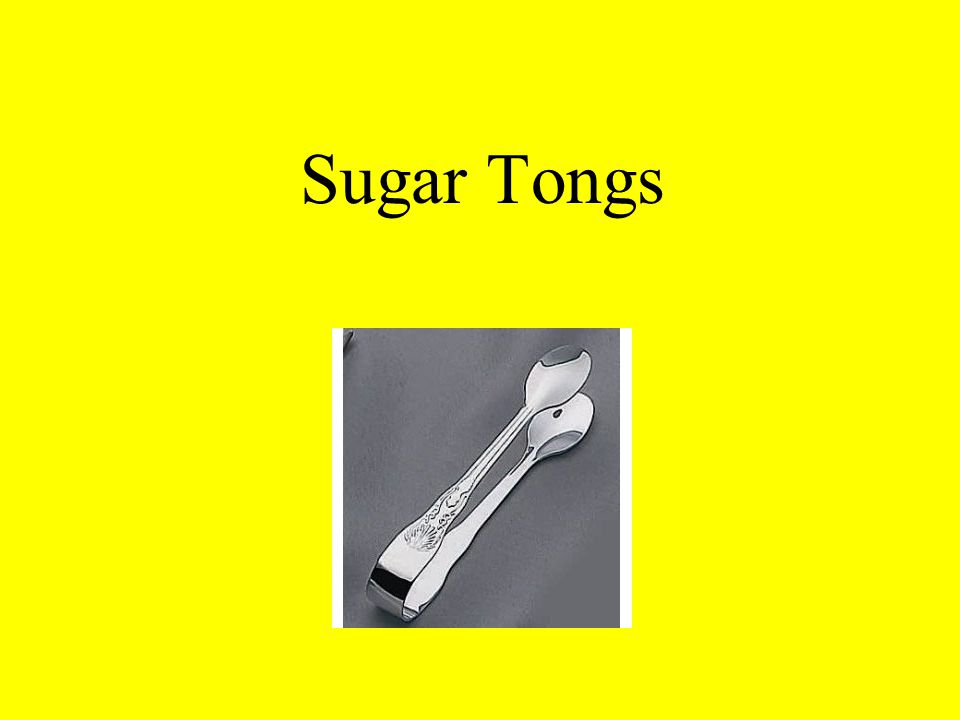 Sugar Tongs