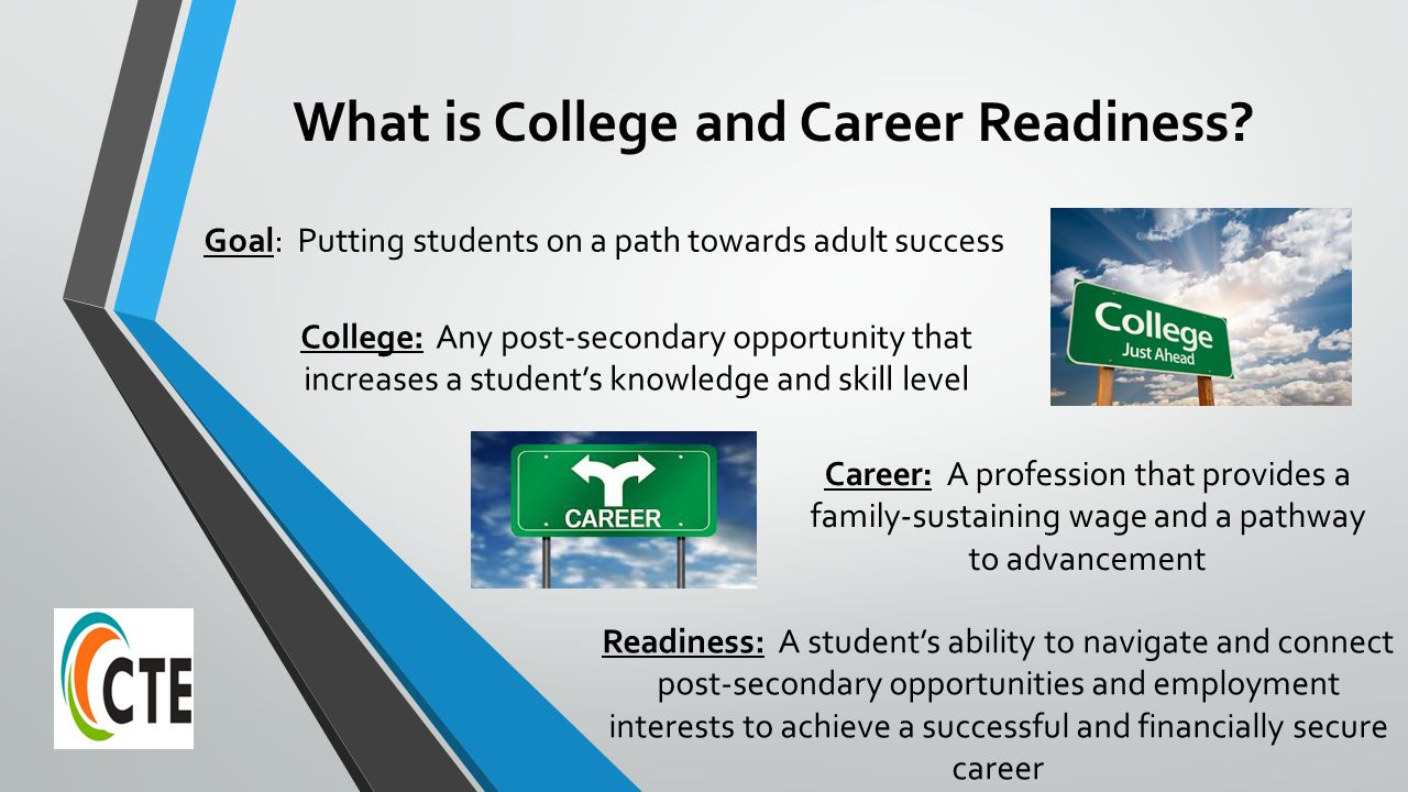 What is College and Career Readiness.