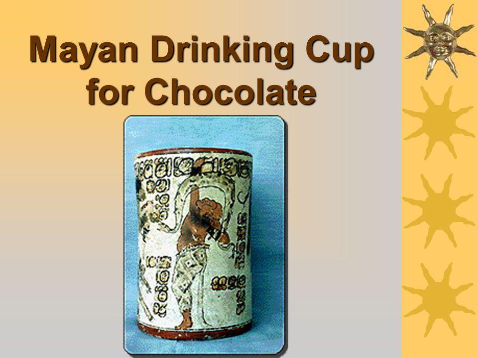 Mayan Underground Granaries: Chultunes Ground the corn into flour to make tortillas.