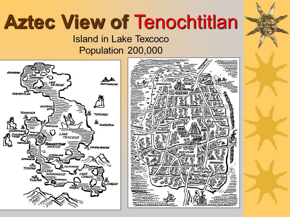 Lands of the Aztecs