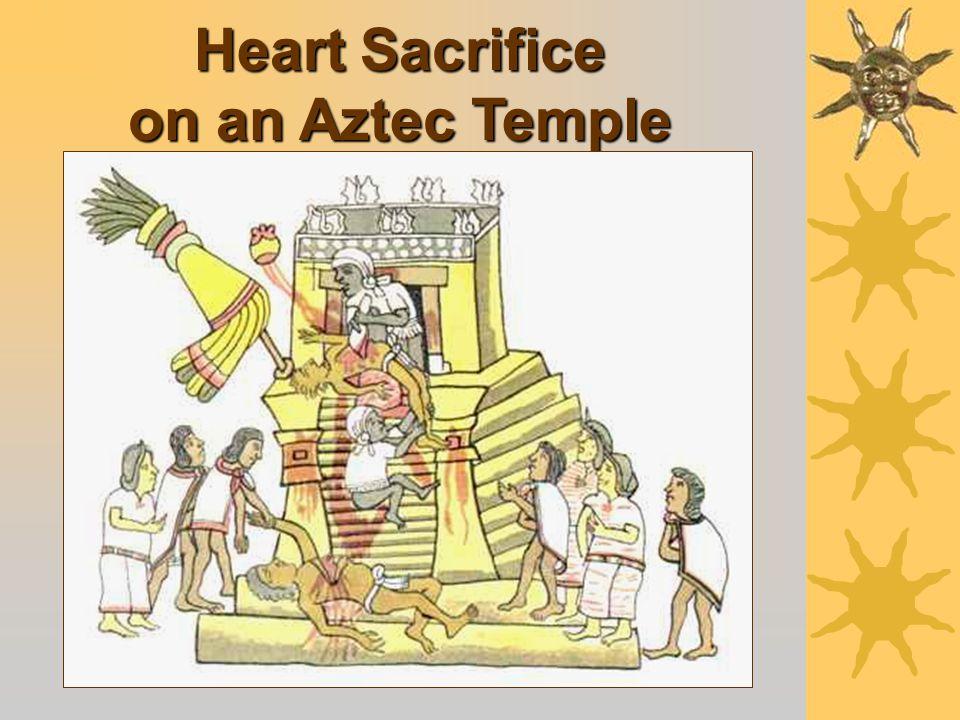 Aztec Sun Motifs