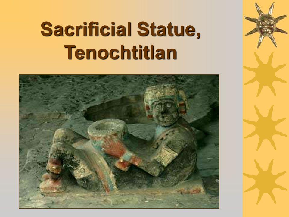 Wall of Skulls, Tenochtitlan