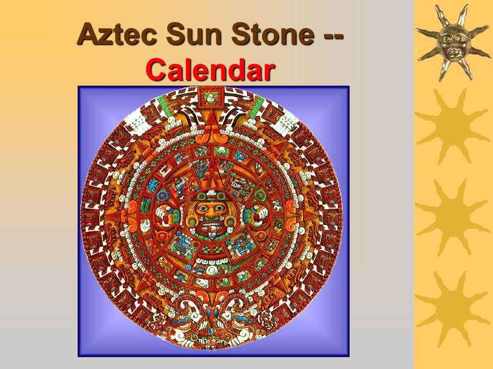 Aztec Codex (15c Manuscript)
