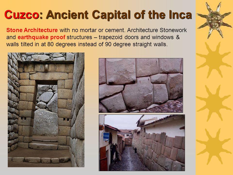Lands of the Incas