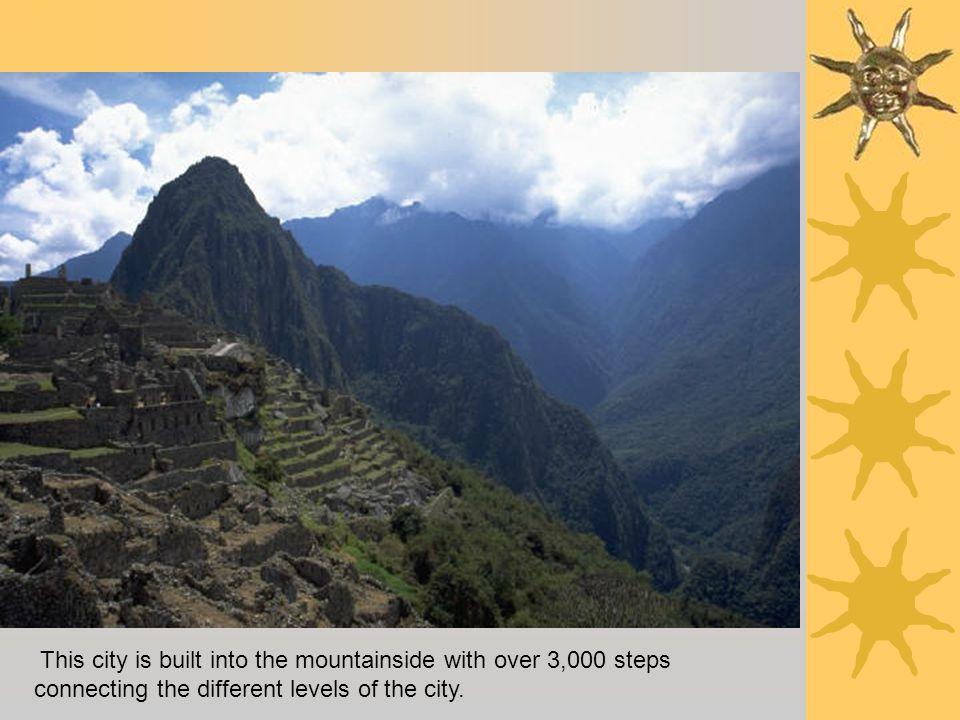 Machu Picchu: rediscovered 1911