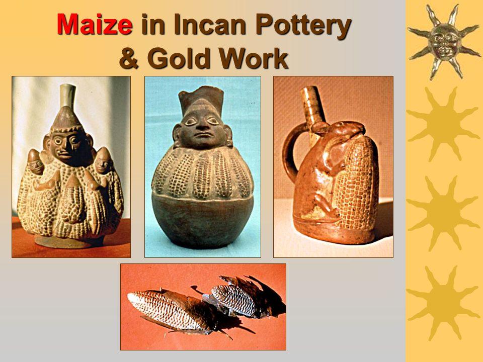 Incan Digging Sticks
