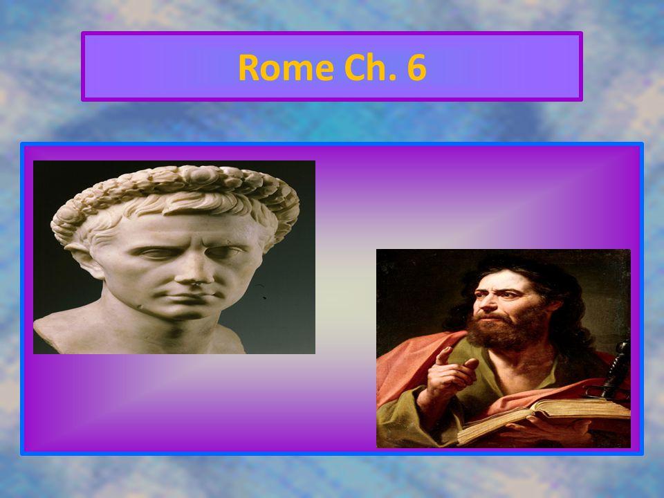 Rome Ch. 6