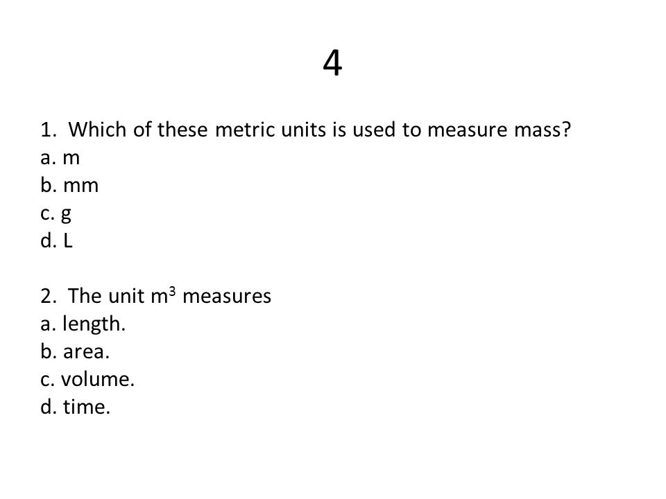5 1.Convert 6 cm to m using dimensional analysis.
