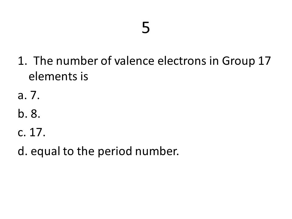 2.Among the d-block elements, as atomic radii decrease, electronegativity values a.