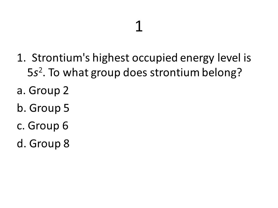 2. In nature, the alkali metals occur as a.elements. b.compounds. c.complex ions. d.gases.