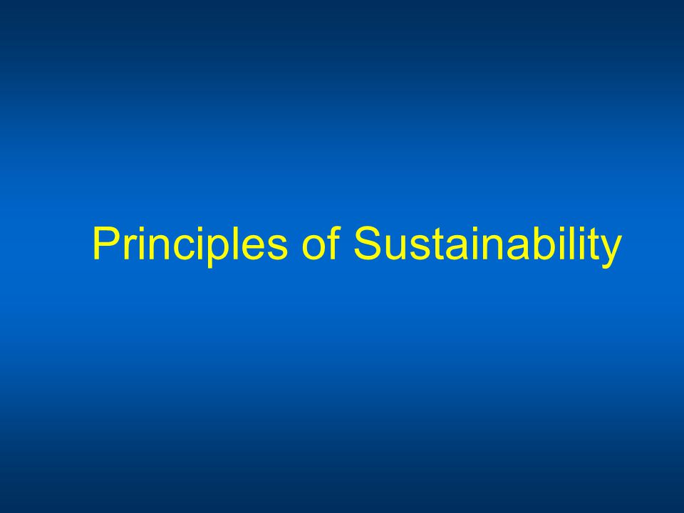 Progress toward social, economic, and environmental sustainability, however it is defined, can be tracked through the use of criteria and indicators.