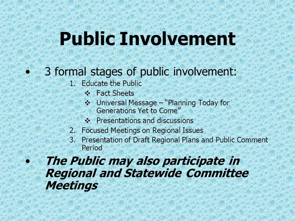 Regional Committee Priorities (Insert regional priorities for your region)