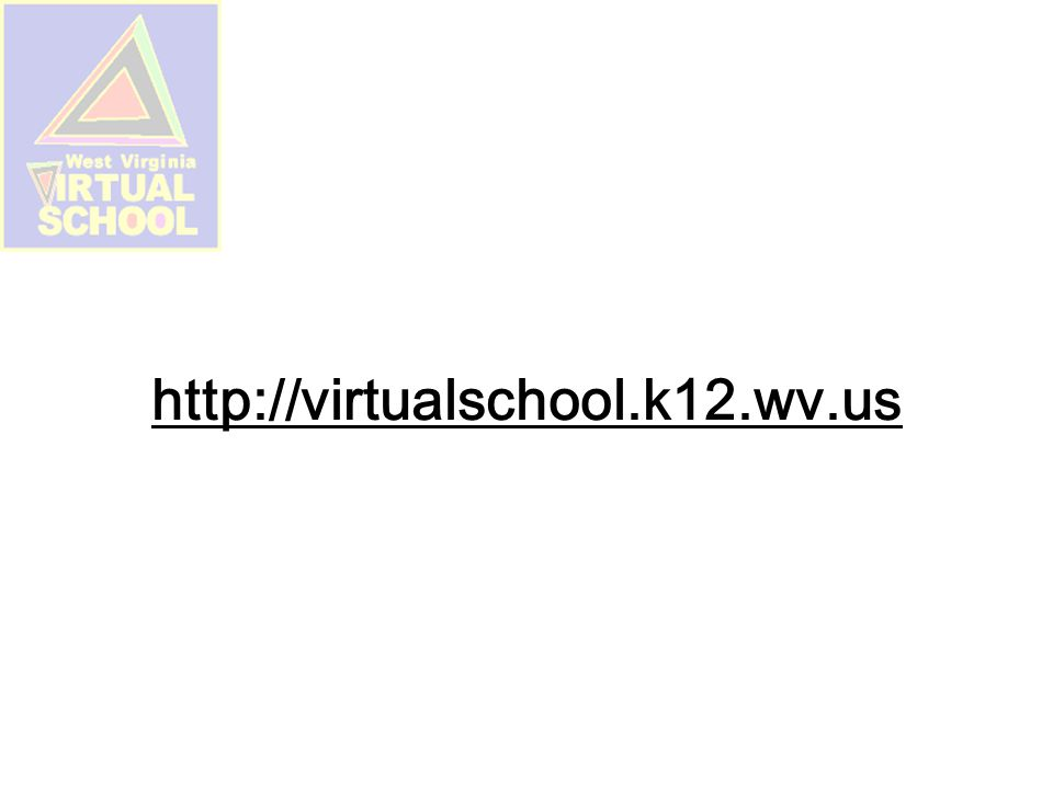 http://virtualschool.k12.wv.us