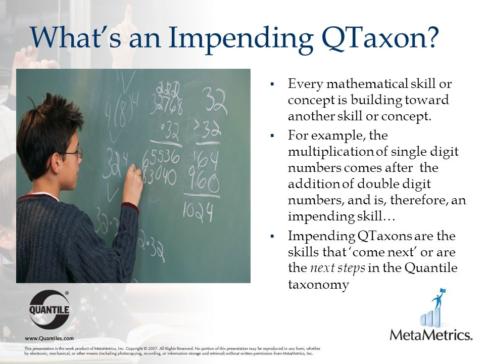 What's an Impending QTaxon.
