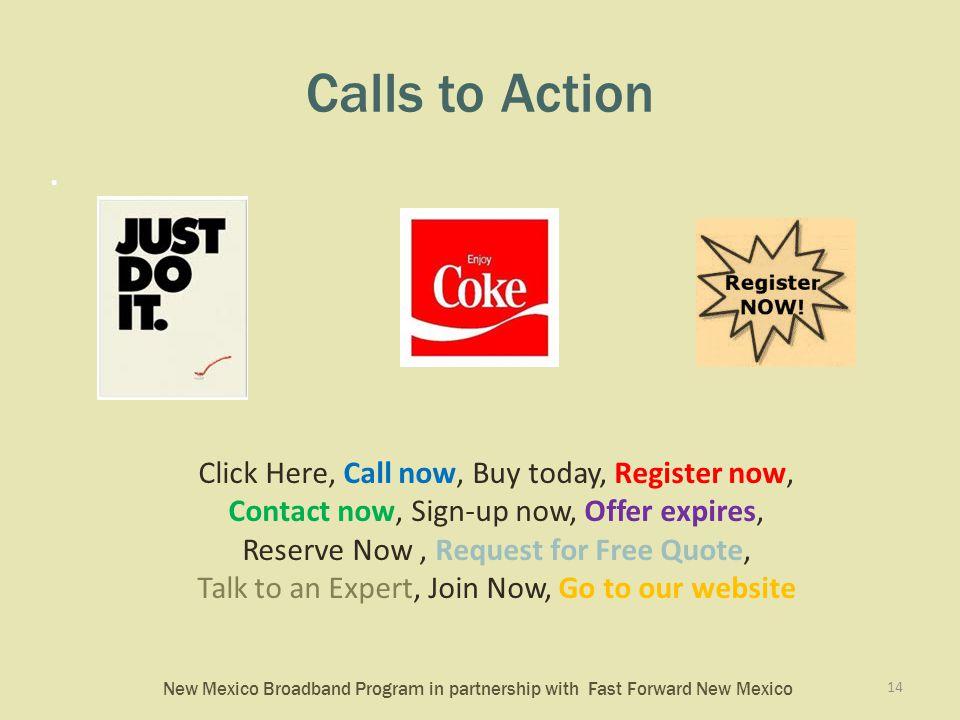 New Mexico Broadband Program in partnership with Fast Forward New Mexico.