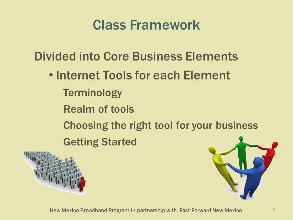 New Mexico Broadband Program in partnership with Fast Forward New Mexico www.constantcontact.com
