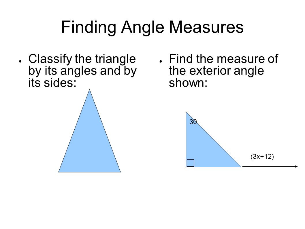 4.2 Congruence and Triangles ● Congruent- Two figures are congruent if they are the same size and shape.