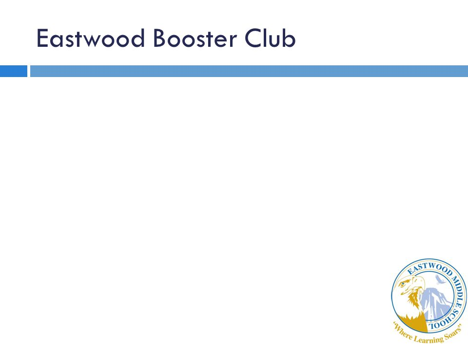 Eastwood Booster Club