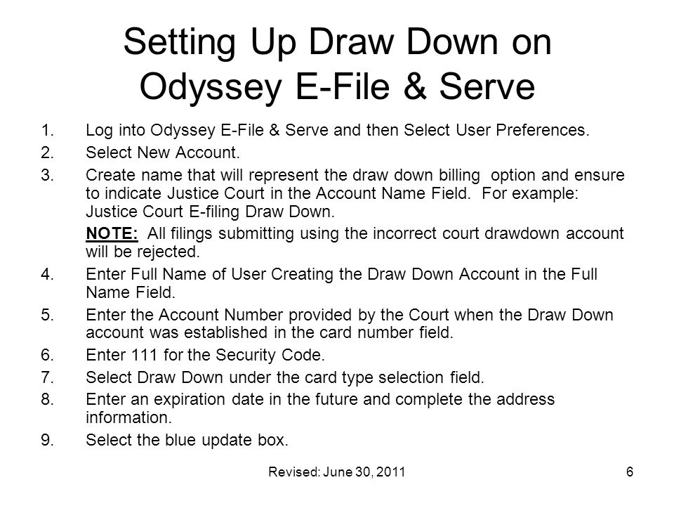 Revised: June 30, 201117 Civil Cases Include in the Document Title the Prayer Amount listed in the Complaint: The Clerk's Office will email your Issued Summons to the filing party the next business day.