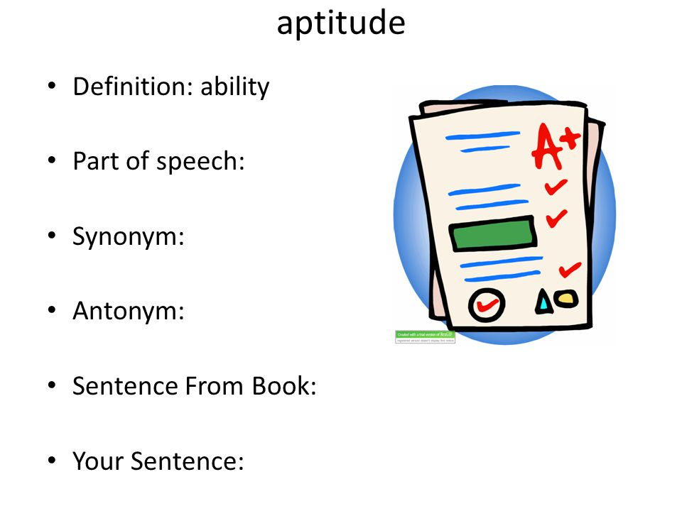 enhance Definition: Part of speech: Synonym: Antonym: Sentence From Book: Your Sentence: